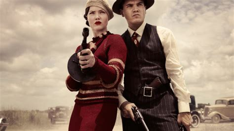 bonnie and clyde feature