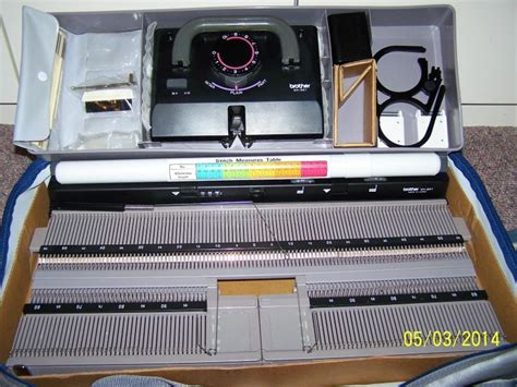 brothers knitting machine 17 best images about vintage knitking knitting