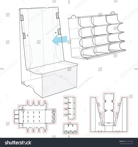 shelf layout en francais product display stand with shelf compartments and