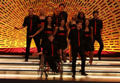 glee season 3 sectionals recap and review of glee midseason finale episode