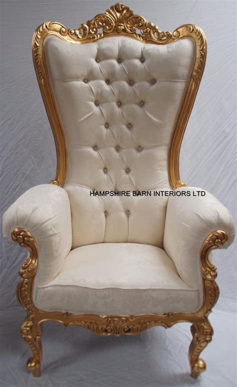 large throne chair large throne chairs hshire barn interiors