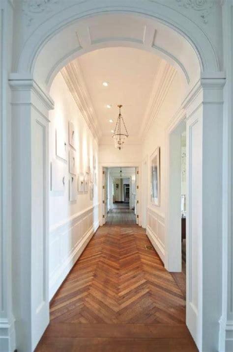 patterned hallway tiles herringbone patterned floors transitional entrance foyer