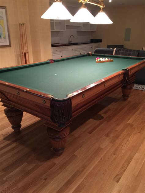 brunswick balke collender monarch cushion billiards