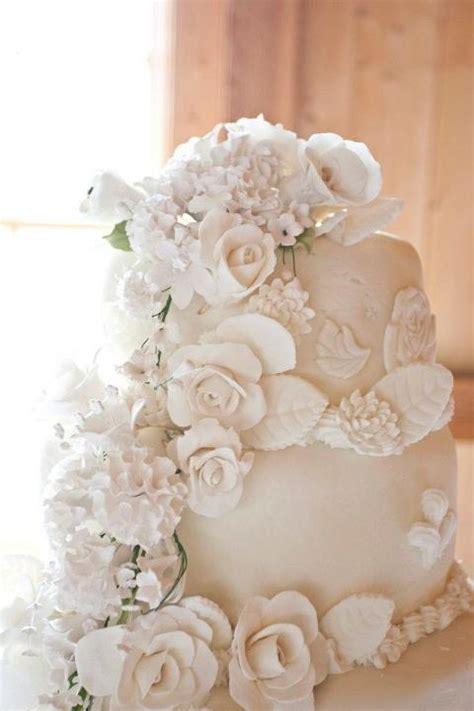 shabby chic wedding cake gorgeous cakes pinterest