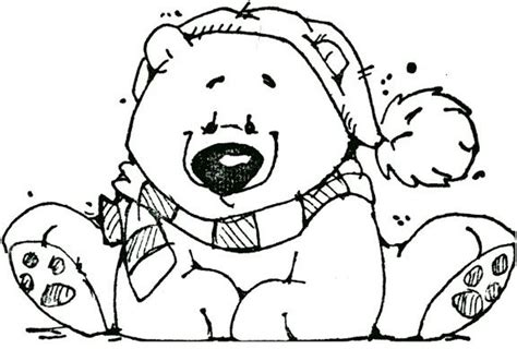 snow bear coloring page weitere bilder rebecca picasa web albums coloring