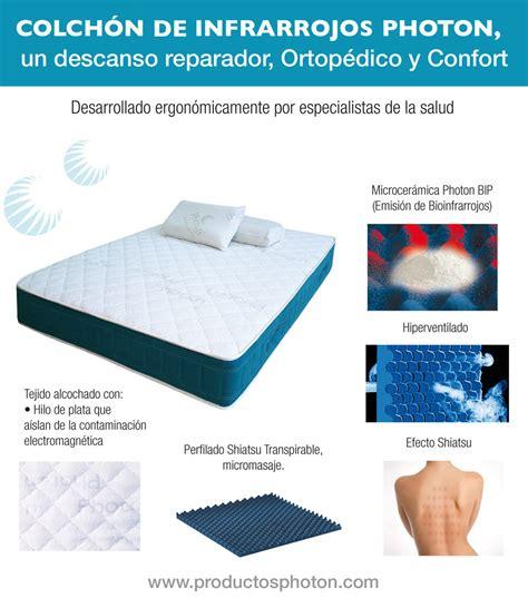 colchones para dormir colchones infrarrojos para dormir bien y aliviar los