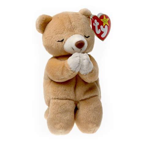 praying teddy bears