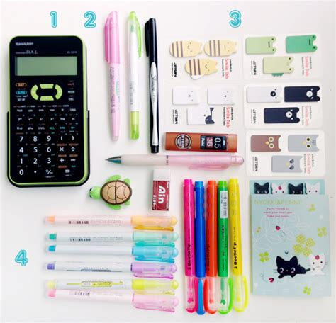 7 Supplies That Make Studying Easier by Japanese School Supplies