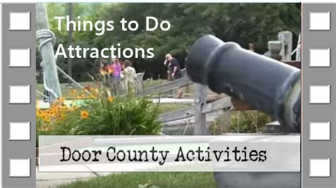 Door County Activities by Door County Door County Navigator
