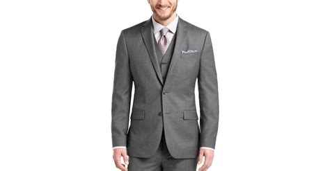 Mens Wear House by S Vested Suits Suits With Vests S Wearhouse