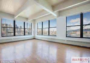 empty apartment bedroom and new york city apartments anne hathaway puts 4 5 million brooklyn waterfront