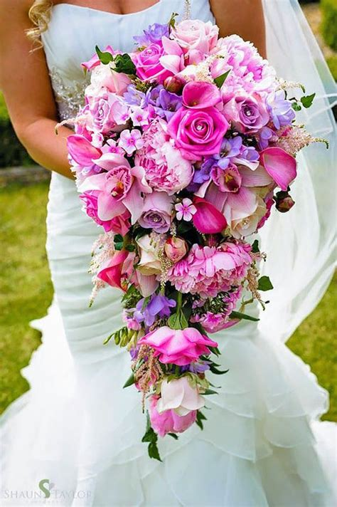 Bridal Floral Bouquets by Extremely Gorgeous Modern Bridal Bouquets Ideas