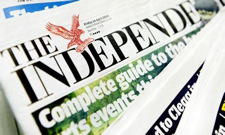 independent suffers biggest fall after cutting overseas