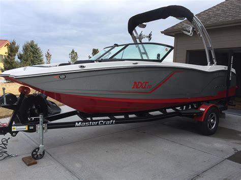 mastercraft boats for sale in nebraska 2015 mastercraft nxt 20 for sale in waterloo nebraska