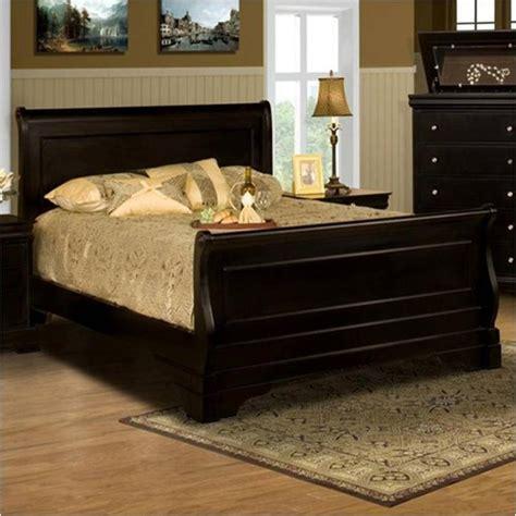 belle rose bedroom set 00 013 310 new classic furniture belle rose queen sleigh bed