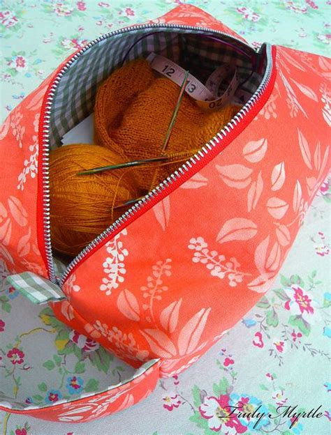 sewing pattern for knitting project bag 17 best images about pencil tutorials on