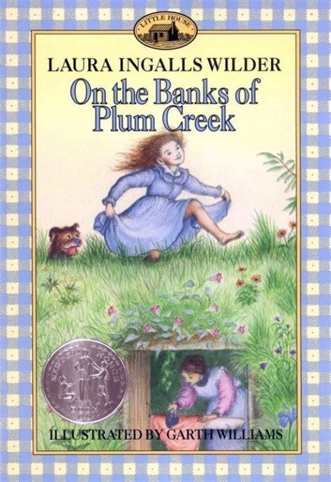 twenty four a plum novel books series week i on the banks of plum creek leaf s reviews