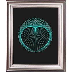 String Circle Pattern - string free circle pattern crafts i would