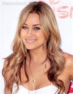 haircuts hair parted in middle lauren conrad hairstyle middle parted open wavy hair