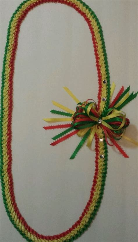 Handmade Leis - 163 best images about ribbon leis on