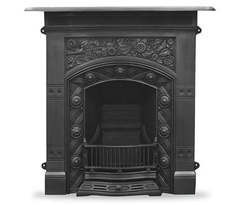 Cast Iron Fireplace Black by The Jekyll Black Cast Iron Combination