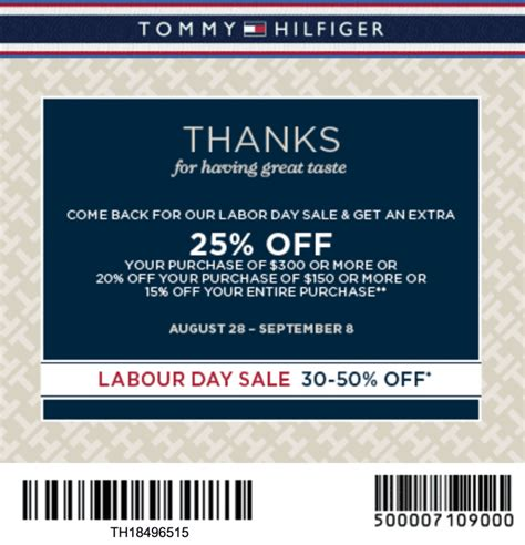 printable coupons outlet stores tommy hilfiger tommy hilfiger canada labour day sale sale up to 50 off