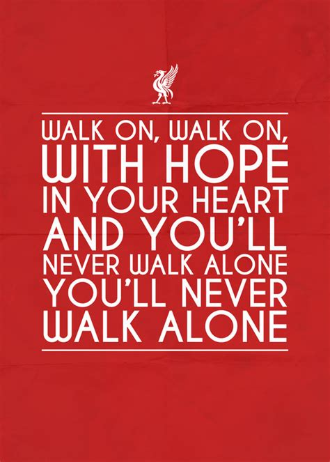 Liverpool Fc Youll Never Wal Alone Hardshell Galaxy Note 1 N7000 you ll never walk alone canvas print by aig society6