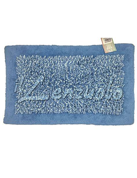 tappeti ciniglia tappeto bagno antiscivolo in ciniglia number one il lenzuolo