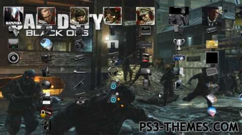 ps3 themes black ops zombies ps3 themes 187 search results for quot zombies quot