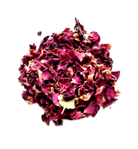 reiki charged red rose petals rosa centifolia wildcrafted