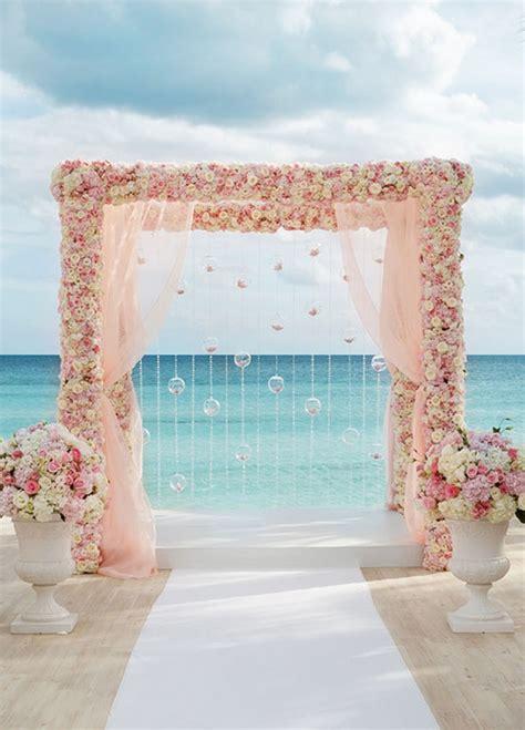 Aqua Blue Home Decor by 35 Gorgeous Beach Themed Wedding Ideas
