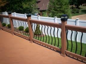 deck railing deck railing designs explore the materials