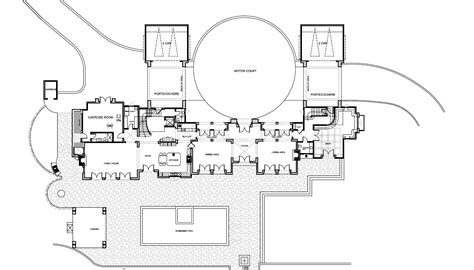 mansion plans mansion floor plans 3115 ralston avenue hillsborough
