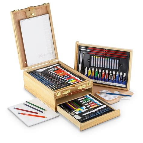 acrylic painting easel set 104 easel set including acrylic and