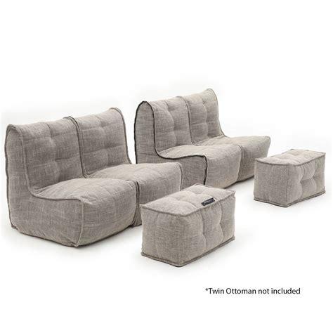modular bean bag sofa modular lounge sets ready to lounge sets mod 4 quad
