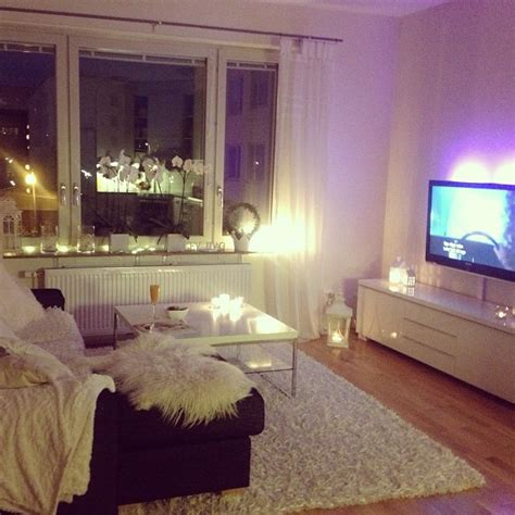 bed living room ideas one bedroom apartment looking the city so cozy and warm with a beautiful