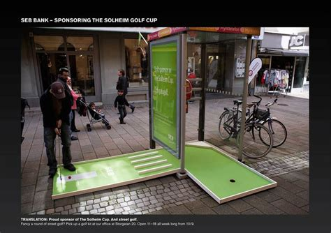 bank guerilla marketing seb bank see more about unique categories on www