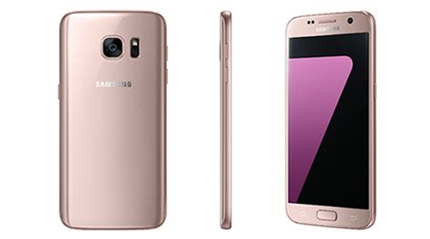 Harga Samsung S7 Edge Indonesia 2018 samsung galaxy s7 s7 edge warna pink gold wpn july