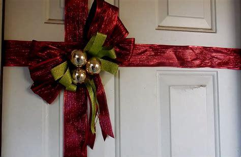 decoraci n navide a c mo hacer un rbol de navidad como hacer un mo 241 o navide 241 o para puerta youtube