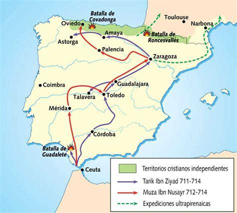 las embarcaciones de cristobal colon resumen conquista musulmana historia de espa 241 a