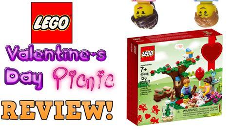 Lego 40236 Brick And More Picnic lego 40236 s day picnic review 2017 seasonal