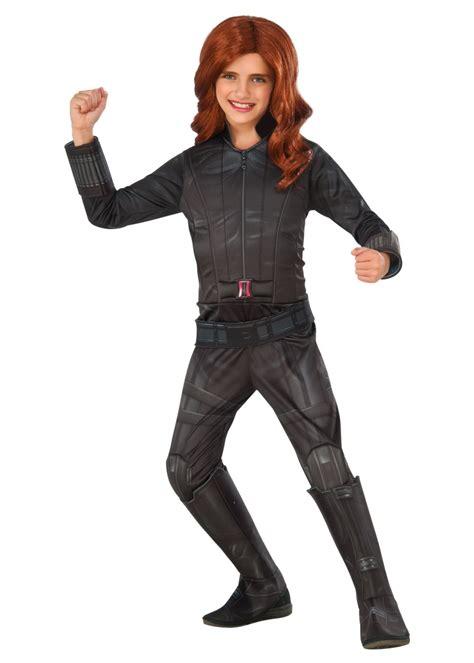 Black Costume by Kid S Black Widow Costume Costumes