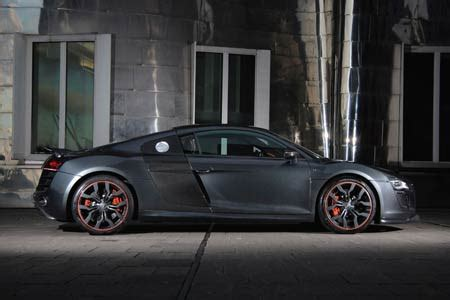 Audi Shop Germany by Germany Audi R8 V10 Racing Edition Aerokit F 252 R