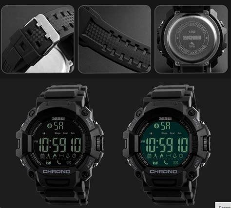 Skmei Jam Tangan Olahraga Smartwatch Bluetooth 1249 skmei jam tangan olahraga smartwatch bluetooth 1249 black jakartanotebook