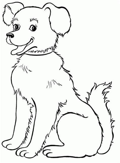 dog coloring page pdf dog big smile coloring page dog coloring pages kids