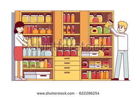 food cupboard stock images royalty free images vectors