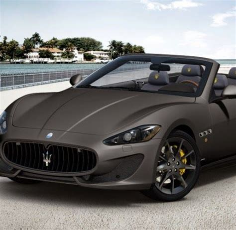 custom maserati granturismo convertible 252 best images about carros maserati on pinterest cars