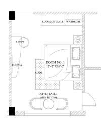 Vastu For Cupboards In Bedroom by 3 Bedroom Layout Gharexpert 3 Bedroom Layout