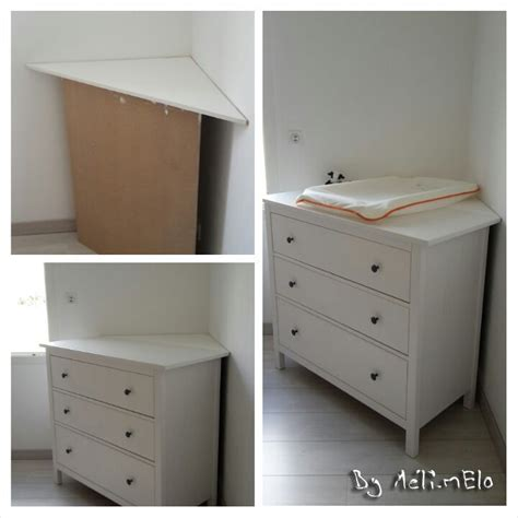 Ikea Commode à Langer by Ikea Hack Table 224 Langer En Coin Chambre B 233 B 233