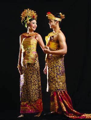 pakaian pengantin adat bali pakaian adat 171 wisata pulau dewata